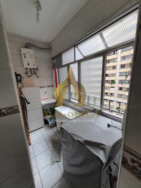 20 - Apartamento 2 quartos à venda Barra da Tijuca, Rio de Janeiro - R$ 837.900 - AOFB20529 - 21