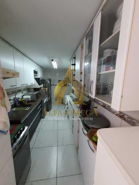 21 - Apartamento 2 quartos à venda Barra da Tijuca, Rio de Janeiro - R$ 837.900 - AOFB20529 - 22