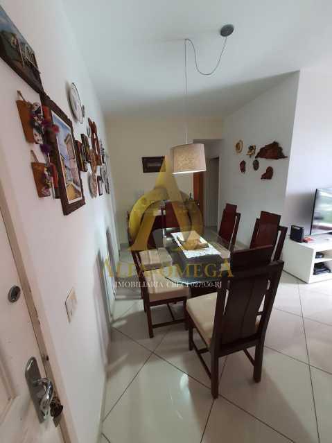 22 - Apartamento 2 quartos à venda Barra da Tijuca, Rio de Janeiro - R$ 837.900 - AOFB20529 - 4