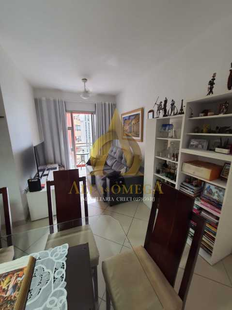 23 - Apartamento 2 quartos à venda Barra da Tijuca, Rio de Janeiro - R$ 837.900 - AOFB20529 - 3