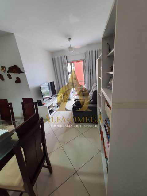 24 - Apartamento 2 quartos à venda Barra da Tijuca, Rio de Janeiro - R$ 837.900 - AOFB20529 - 5