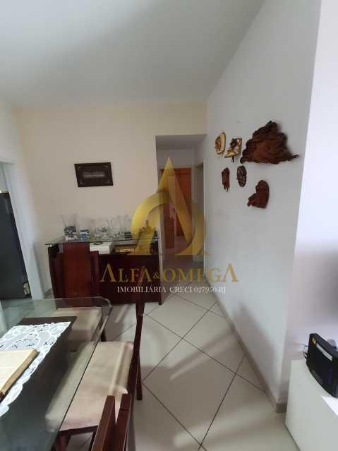 25 - Apartamento 2 quartos à venda Barra da Tijuca, Rio de Janeiro - R$ 837.900 - AOFB20529 - 7