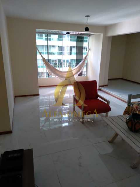 14 - Apartamento 2 quartos para alugar Barra da Tijuca, Rio de Janeiro - R$ 2.300 - AOFB20340L - 1