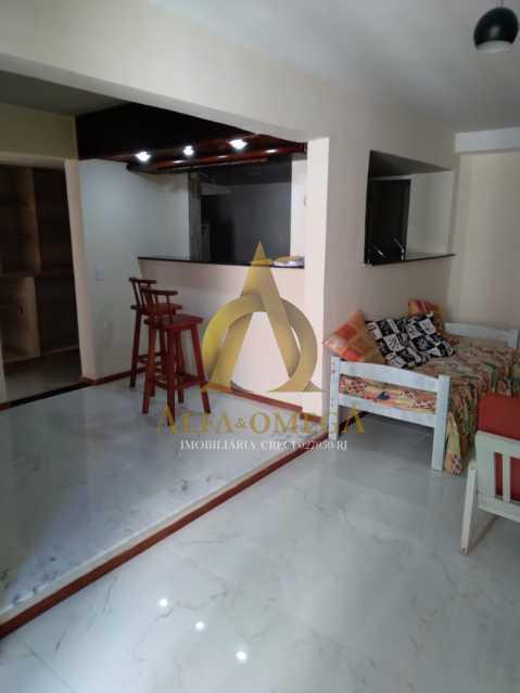 13 - Apartamento 2 quartos para alugar Barra da Tijuca, Rio de Janeiro - R$ 2.300 - AOFB20340L - 3