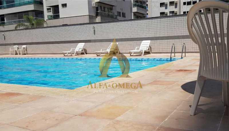 6 - Apartamento 2 quartos para alugar Barra da Tijuca, Rio de Janeiro - R$ 2.300 - AOFB20340L - 11