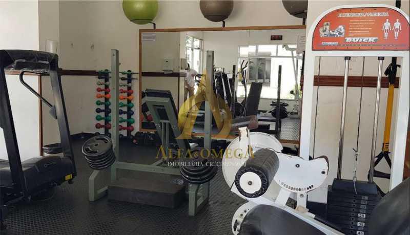 5 - Apartamento 2 quartos para alugar Barra da Tijuca, Rio de Janeiro - R$ 2.300 - AOFB20340L - 12