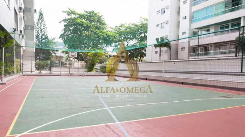 1 - Apartamento 2 quartos para alugar Barra da Tijuca, Rio de Janeiro - R$ 2.300 - AOFB20340L - 16