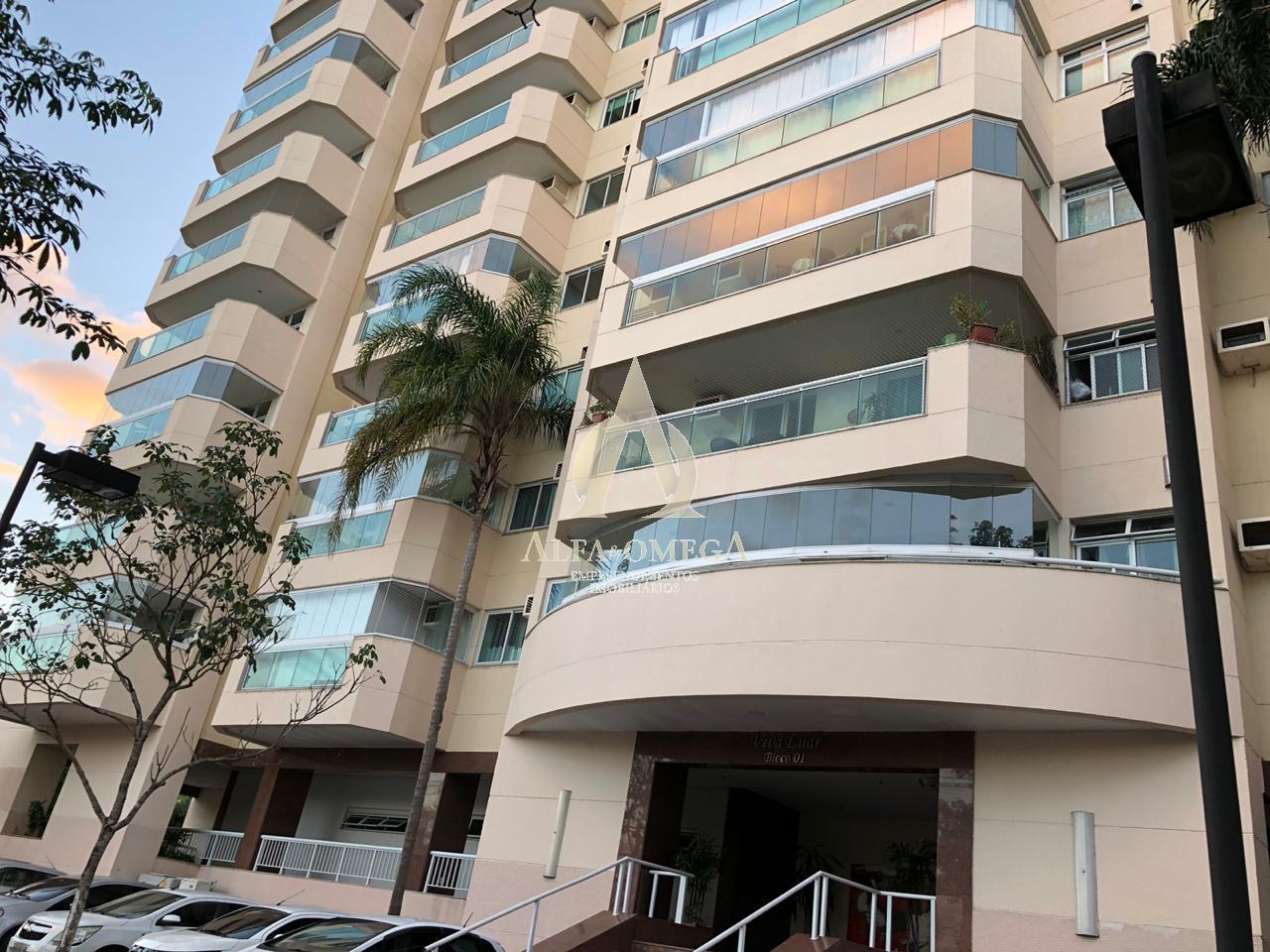 FOTO 20 - Apartamento Barra da Tijuca, Rio de Janeiro, RJ Para Alugar, 2 Quartos, 69m² - AO20270L - 21