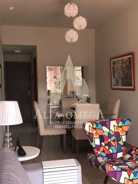 FOTO 1 - Apartamento Freguesia (Jacarepaguá),Rio de Janeiro,RJ À Venda,2 Quartos,60m² - AO20280 - 1