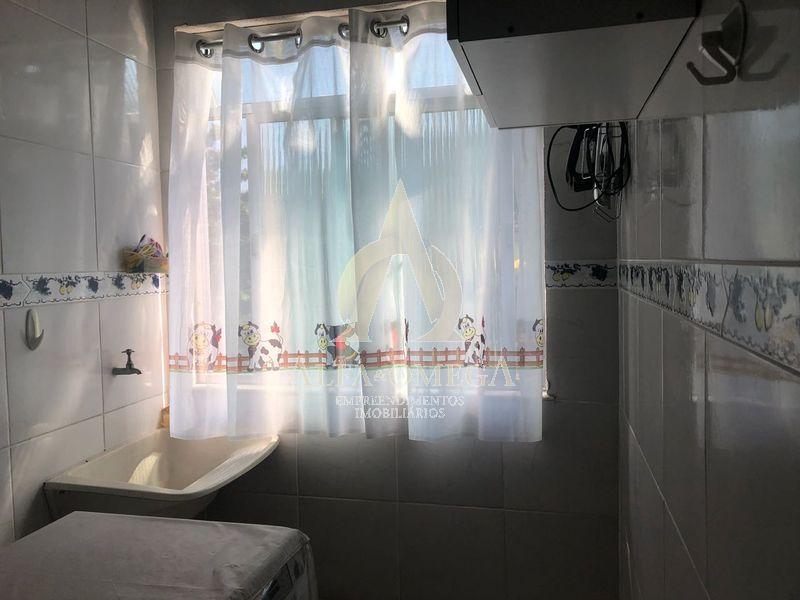 FOTO 17 - Apartamento Freguesia (Jacarepaguá),Rio de Janeiro,RJ À Venda,2 Quartos,60m² - AO20280 - 17