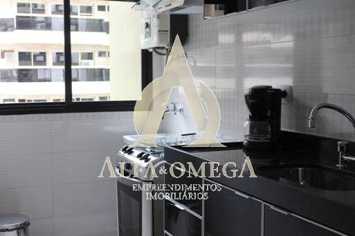 FOTO 9 - Apartamento 2 quartos à venda Barra da Tijuca, Rio de Janeiro - R$ 1.050.000 - AO20298 - 9