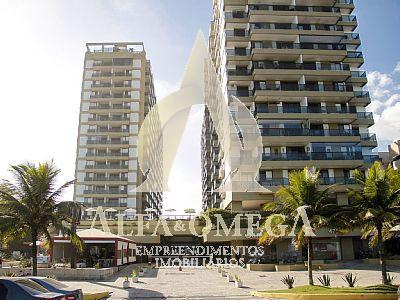 FOTO 24 - Apartamento 2 quartos à venda Barra da Tijuca, Rio de Janeiro - R$ 1.050.000 - AO20298 - 24