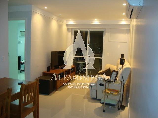 FOTO 1 - Apartamento 2 quartos à venda Camorim, Rio de Janeiro - R$ 450.000 - AO20314 - 1