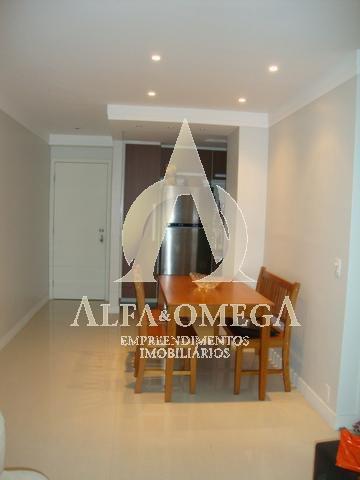 FOTO 2 - Apartamento 2 quartos à venda Camorim, Rio de Janeiro - R$ 450.000 - AO20314 - 3