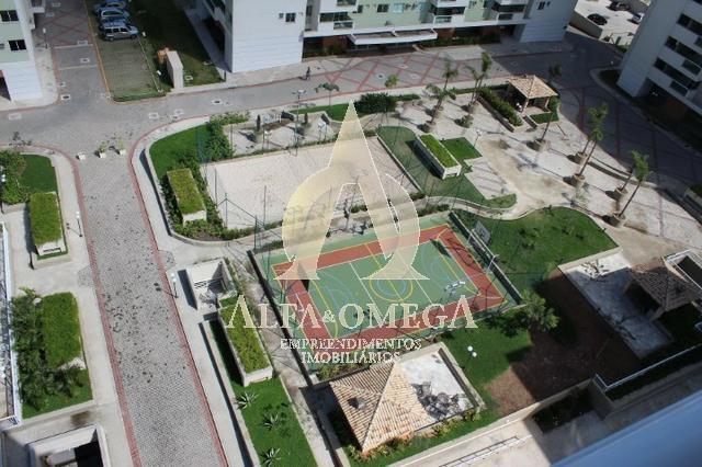 FOTO 12 - Apartamento 2 quartos à venda Camorim, Rio de Janeiro - R$ 450.000 - AO20314 - 13