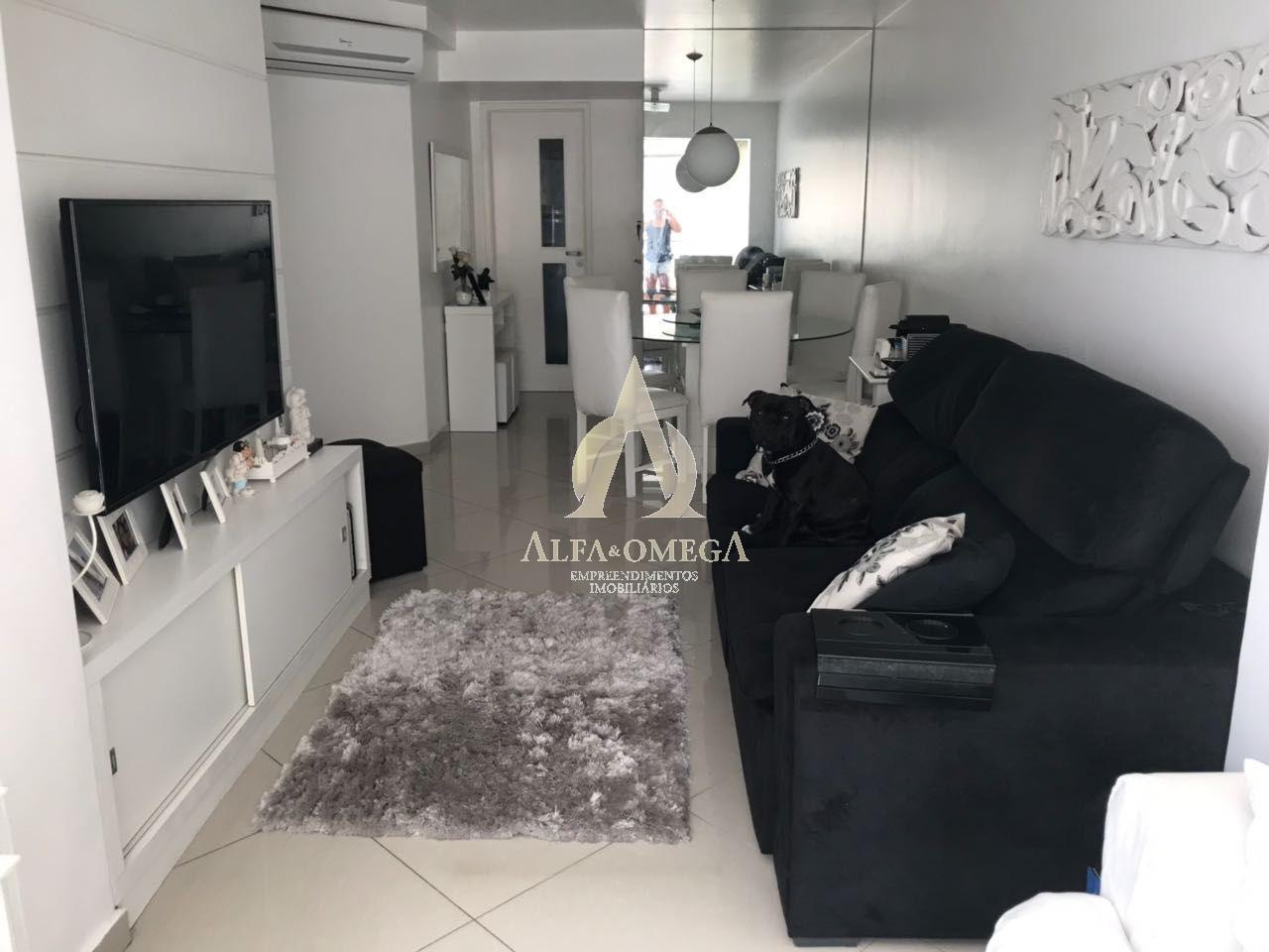 FOTO 3 - Apartamento 2 quartos para venda e aluguel Barra da Tijuca, Rio de Janeiro - R$ 770.000 - AOMH20321 - 4