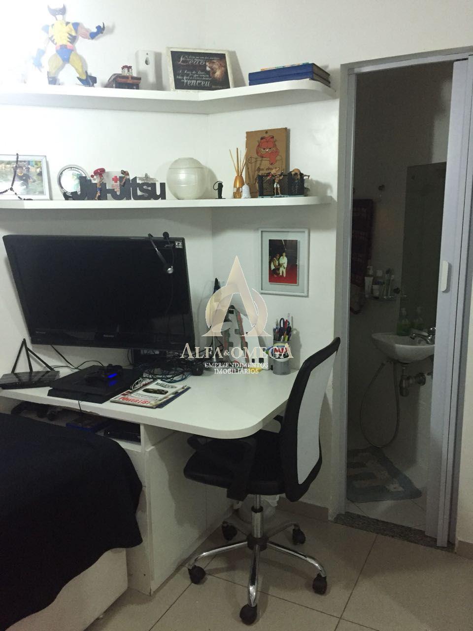 FOTO 17 - Apartamento 2 quartos para venda e aluguel Barra da Tijuca, Rio de Janeiro - R$ 770.000 - AOMH20321 - 18