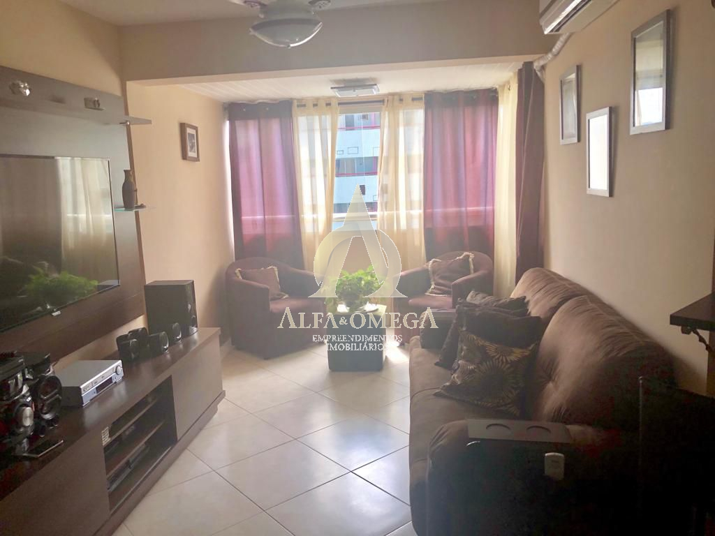 FOTO 9 - Apartamento 2 quartos à venda Barra da Tijuca, Rio de Janeiro - R$ 680.000 - AO20375 - 10