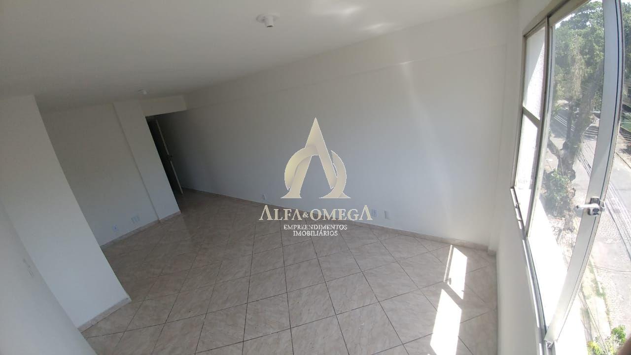 FOTO 1 - Apartamento Praça Seca,Rio de Janeiro,RJ À Venda,2 Quartos,55m² - AO20391 - 1