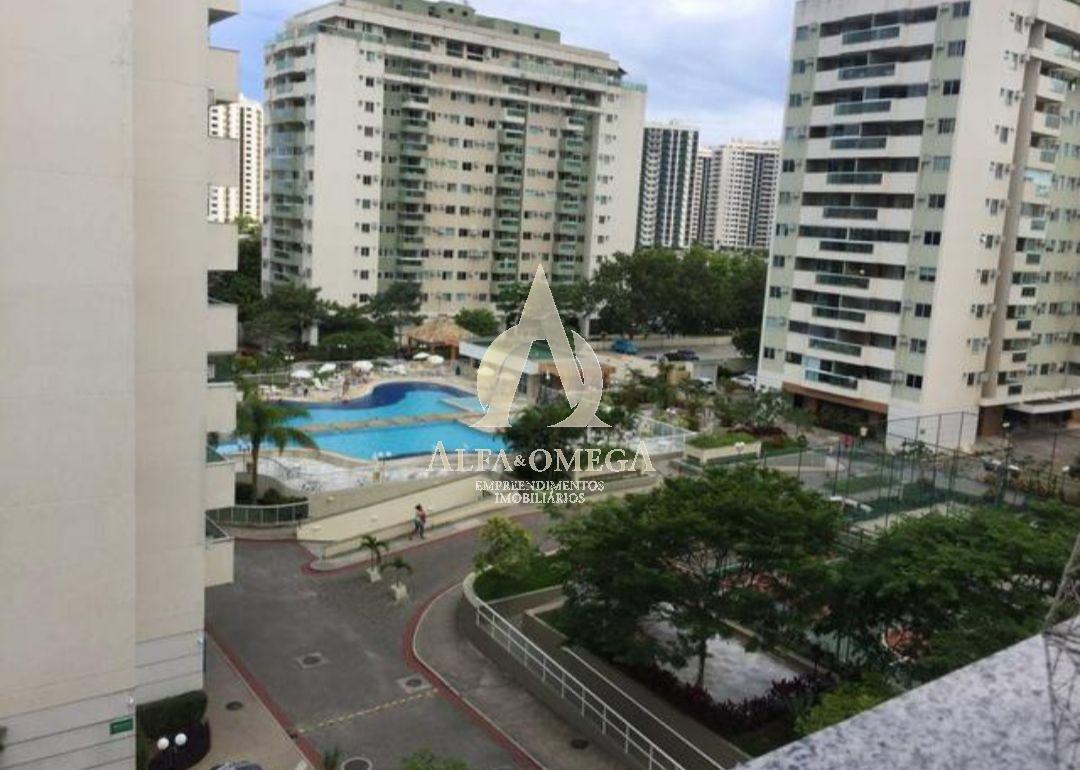 FOTO 1 - Apartamento 2 quartos à venda Camorim, Rio de Janeiro - R$ 430.000 - AO20403 - 1