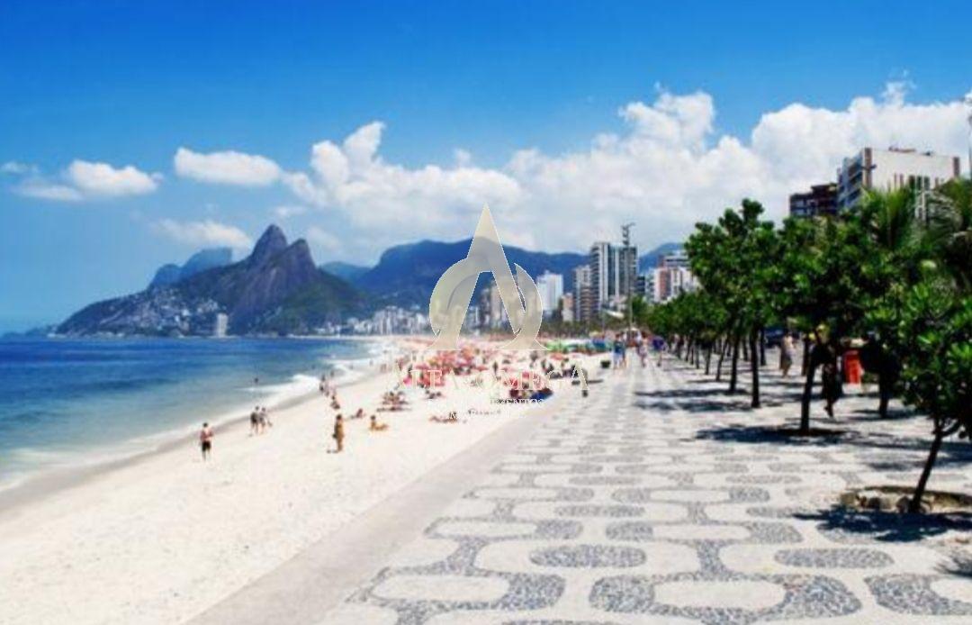 FOTO 1 - Apartamento Ipanema, Rio de Janeiro, RJ Para Alugar, 3 Quartos, 72m² - AO30117L - 1