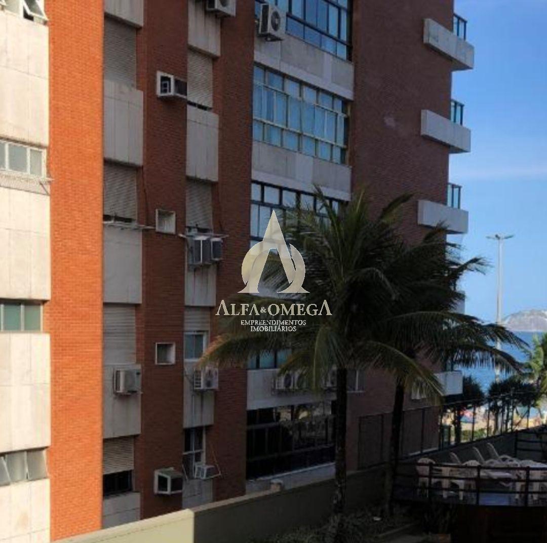 FOTO 2 - Apartamento Ipanema, Rio de Janeiro, RJ Para Alugar, 3 Quartos, 72m² - AO30117L - 3