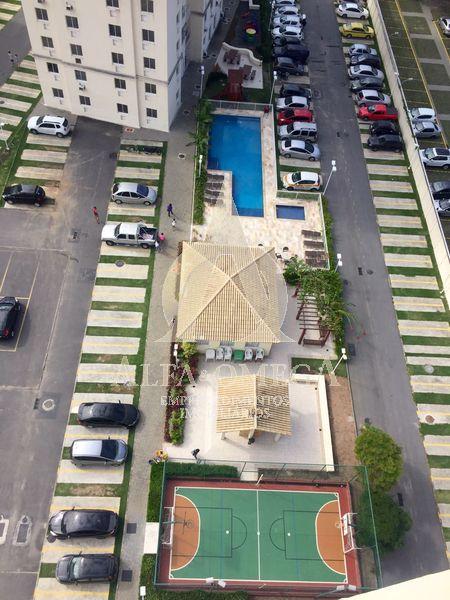 FOTO 12 - Apartamento Curicica,Rio de Janeiro,RJ À Venda,3 Quartos,65m² - AO30123 - 12