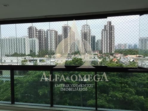 FOTO 4 - Apartamento Barra da Tijuca, Rio de Janeiro, RJ À Venda, 3 Quartos, 130m² - AO30127 - 4