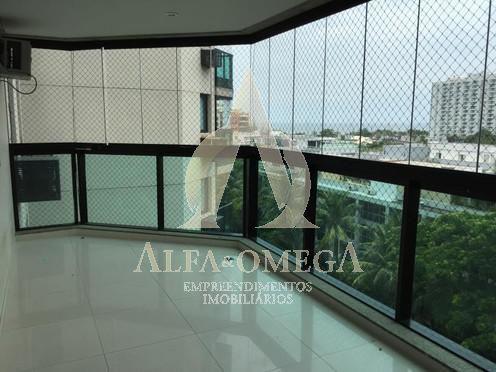 FOTO 5 - Apartamento Barra da Tijuca, Rio de Janeiro, RJ À Venda, 3 Quartos, 130m² - AO30127 - 5