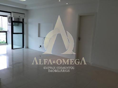 FOTO 6 - Apartamento Barra da Tijuca, Rio de Janeiro, RJ À Venda, 3 Quartos, 130m² - AO30127 - 6