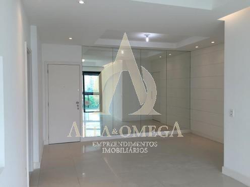 FOTO 7 - Apartamento Barra da Tijuca, Rio de Janeiro, RJ À Venda, 3 Quartos, 130m² - AO30127 - 7
