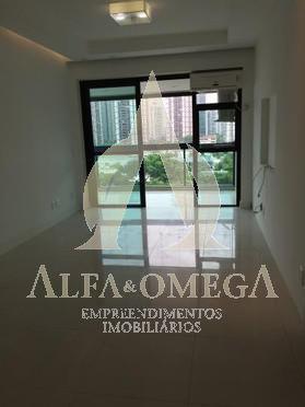 FOTO 8 - Apartamento Barra da Tijuca, Rio de Janeiro, RJ À Venda, 3 Quartos, 130m² - AO30127 - 8