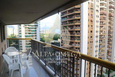 FOTO 2 - Apartamento 3 quartos à venda Barra da Tijuca, Rio de Janeiro - R$ 1.190.000 - AO30142 - 3