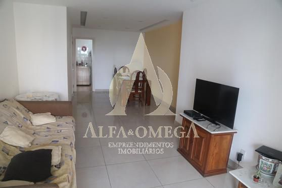 FOTO 5 - Apartamento 3 quartos à venda Barra da Tijuca, Rio de Janeiro - R$ 1.190.000 - AO30142 - 6