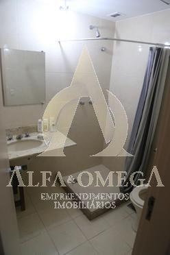 FOTO 10 - Apartamento 3 quartos à venda Barra da Tijuca, Rio de Janeiro - R$ 1.190.000 - AO30142 - 11