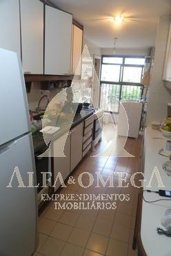 FOTO 11 - Apartamento 3 quartos à venda Barra da Tijuca, Rio de Janeiro - R$ 1.190.000 - AO30142 - 12