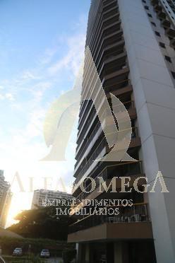 FOTO 12 - Apartamento 3 quartos à venda Barra da Tijuca, Rio de Janeiro - R$ 1.190.000 - AO30142 - 13