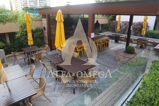 FOTO 15 - Apartamento 3 quartos à venda Barra da Tijuca, Rio de Janeiro - R$ 1.190.000 - AO30142 - 16