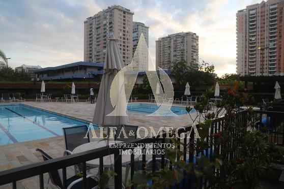 FOTO 16 - Apartamento 3 quartos à venda Barra da Tijuca, Rio de Janeiro - R$ 1.190.000 - AO30142 - 17