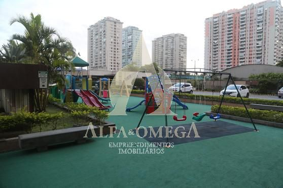 FOTO 20 - Apartamento 3 quartos à venda Barra da Tijuca, Rio de Janeiro - R$ 1.190.000 - AO30142 - 21