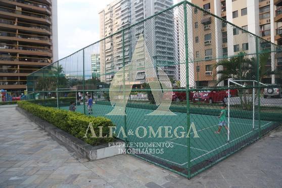 FOTO 21 - Apartamento 3 quartos à venda Barra da Tijuca, Rio de Janeiro - R$ 1.190.000 - AO30142 - 22