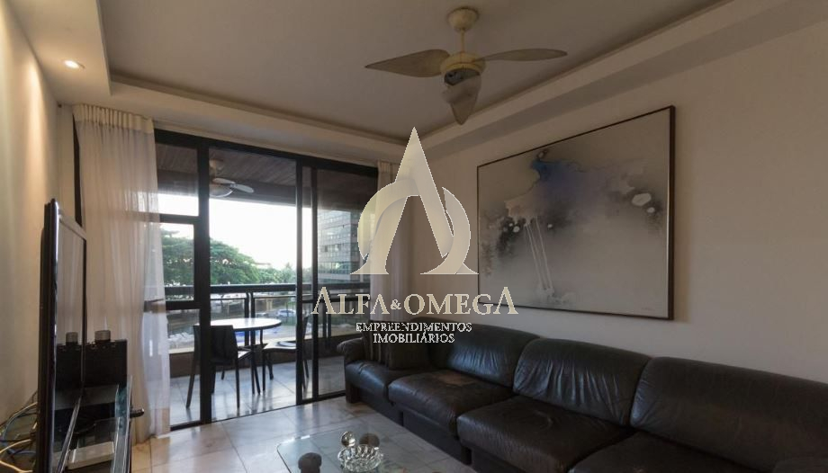 FOTO 3 - Apartamento 4 quartos para alugar Barra da Tijuca, Rio de Janeiro - R$ 5.000 - AO40049L - 4
