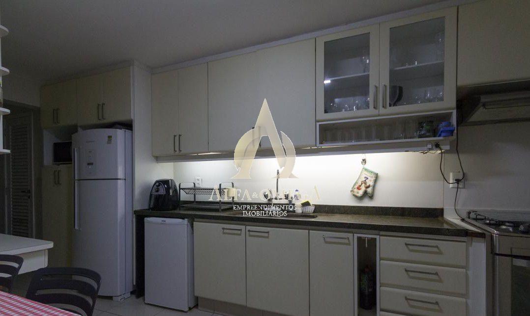 FOTO 17 - Apartamento 4 quartos para alugar Barra da Tijuca, Rio de Janeiro - R$ 5.000 - AO40049L - 18