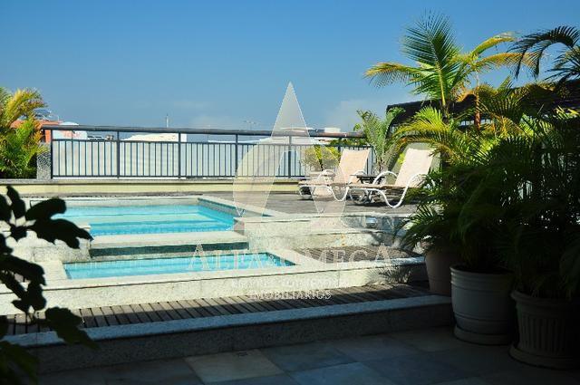 FOTO 1 - Apartamento Barra da Tijuca,Rio de Janeiro,RJ Para Alugar,4 Quartos,340m² - AO50010L - 1