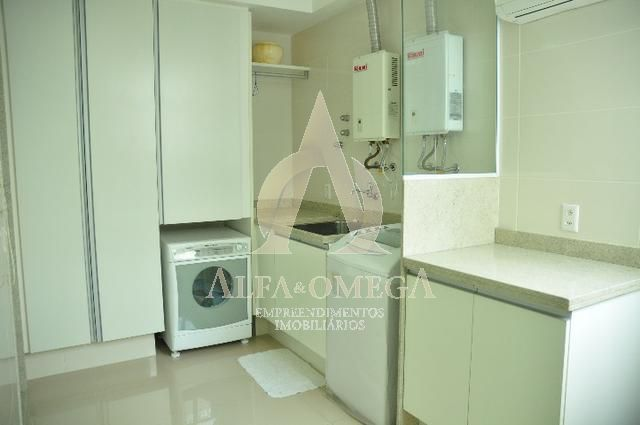 FOTO 5 - Apartamento Barra da Tijuca,Rio de Janeiro,RJ Para Alugar,4 Quartos,340m² - AO50010L - 5