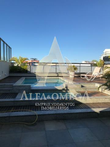 FOTO 9 - Apartamento Barra da Tijuca,Rio de Janeiro,RJ Para Alugar,4 Quartos,340m² - AO50010L - 9