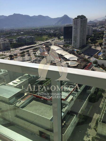 FOTO 21 - Cobertura à venda Rua Henfil,Recreio dos Bandeirantes, Rio de Janeiro - R$ 1.500.000 - AOMH50021 - 22