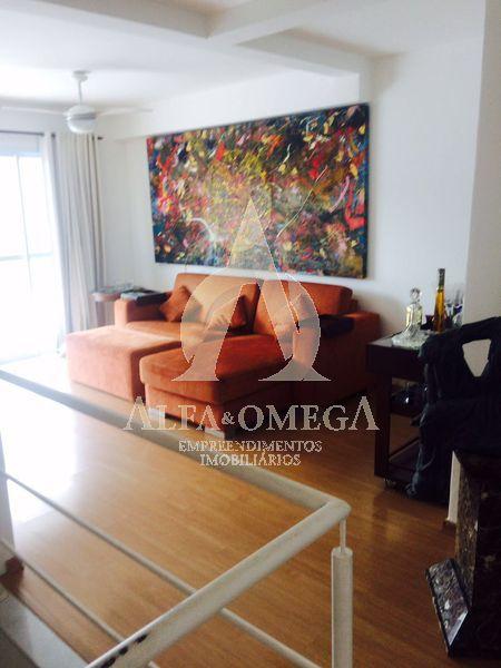 FOTO 4 - Cobertura à venda Rua Henfil,Recreio dos Bandeirantes, Rio de Janeiro - R$ 1.500.000 - AOMH50021 - 5