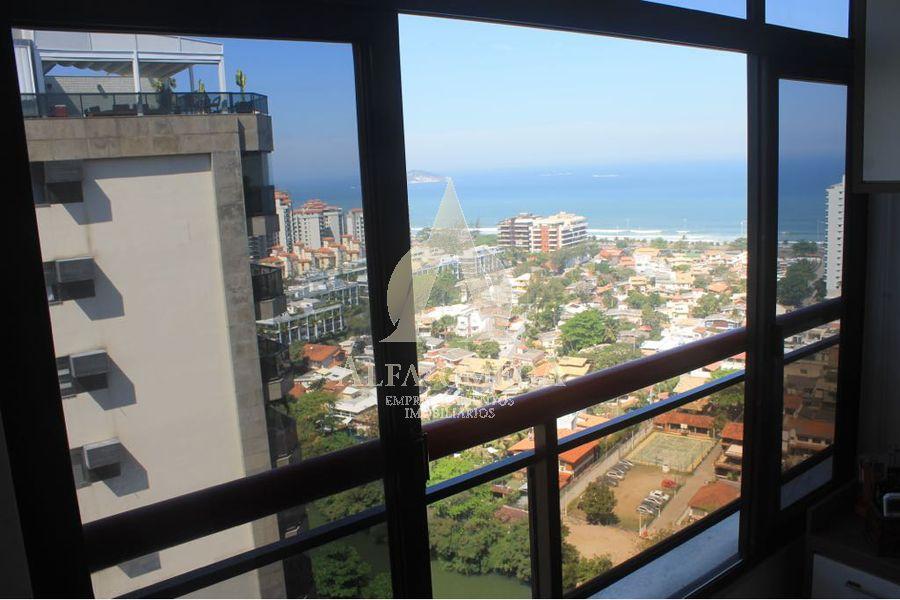 FOTO 4 - Cobertura Barra da Tijuca,Rio de Janeiro,RJ À Venda,3 Quartos,184m² - AO50081 - 4