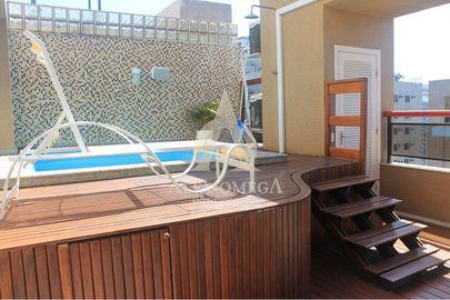 FOTO 2 - Cobertura Barra da Tijuca,Rio de Janeiro,RJ À Venda,3 Quartos,184m² - AO50081 - 2